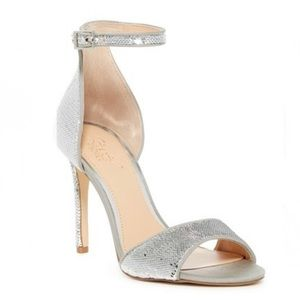 Jewel Badgley Mischka Lorena Ankle Strap Sandals